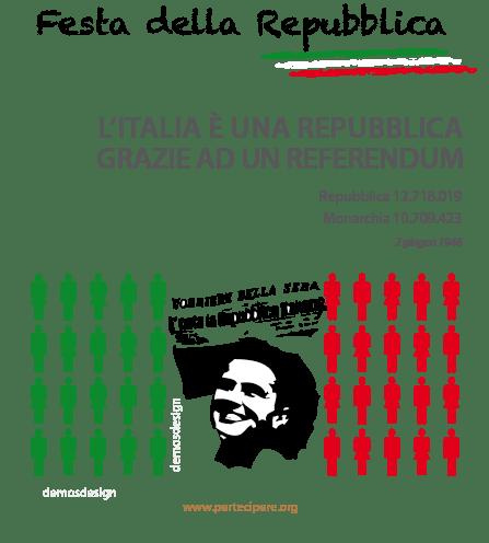 l'Italia è una Repubblica grazie ad un referendum