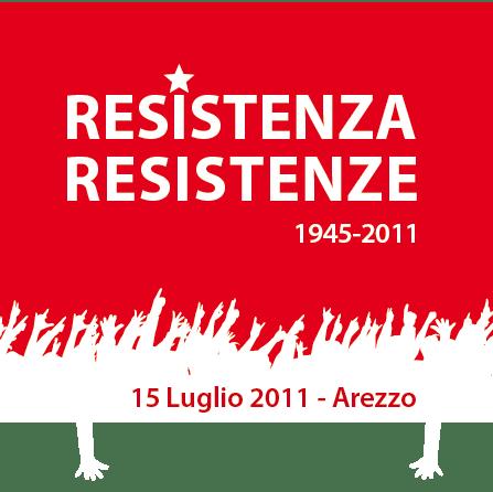 liberazione di Arezzo - 15 luglio 1945